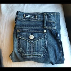 Women's Rock and republic jeans
